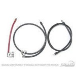 68-69 Concourse Battery Cable Set (8 Cylinder)