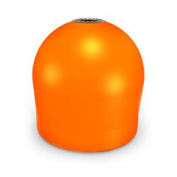Orange Marker Buoy