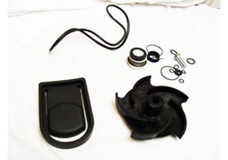 "Banjo 5-Vane Impeller Viton Repair Kit for 2"" Poly Pump"