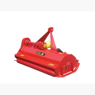 Agriease Flail Mower With Adjustable Hitch