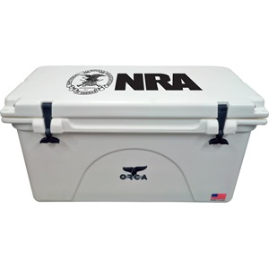 NRA White 75 Quart