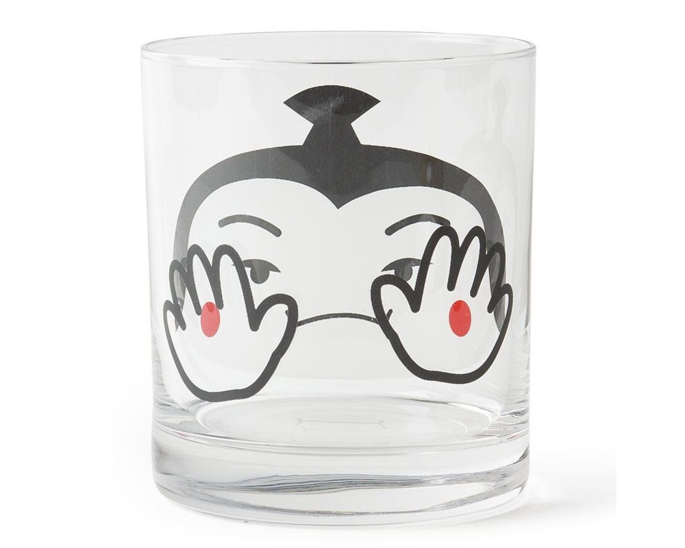 Glass Cup Sumo 10 Oz.