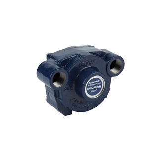 Cast Iron Solid Shaft CCW Rotation Pump With Rear Port