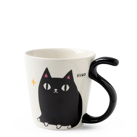 Cat Pals 8 oz. Mug Kuro