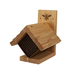 Diamond Mason Bee House