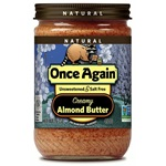 Almond Butter - Creamy