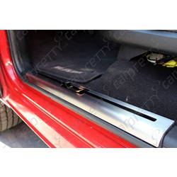 2009-2015 Dodge Ram Sill Plate Cover