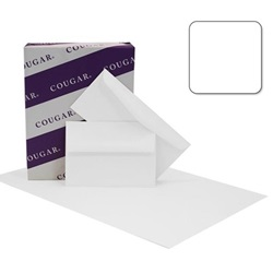 11 X 17 24 LB 98 BRIGHT COUGAR LASER COPY PAPER, 500/REAM 5 REAMS/CASE    2836