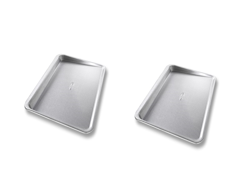 Large Cookie Set of 2 scoop pan