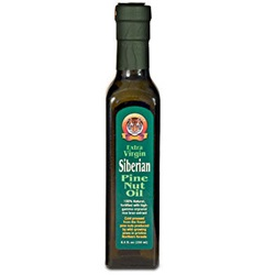 Extra Virgin Siberian Pine Nut Oil (8.5 oz)