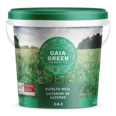 Gaia Green Alfalfa Meal