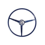 1965 Standard Steering Wheel (Blue)