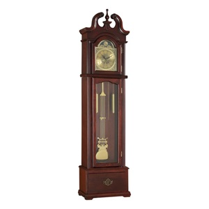 97084 CHERRY GRANDFATHER CLOCK