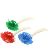 Tawashi Scrubber Flower with Handle