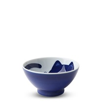 "Blue Cats 4.5"" Rice Bowl"