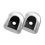 2005-14 Mustang Door Lock Grommet Covers