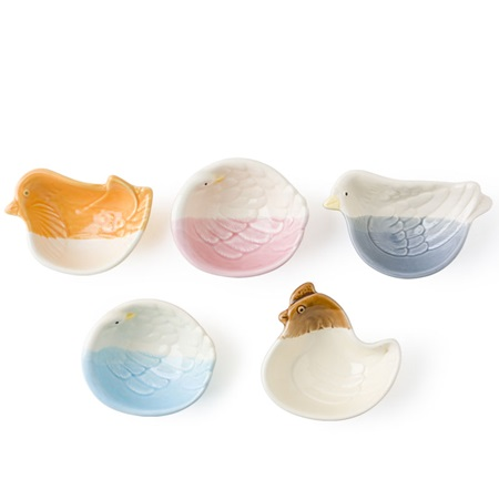 BIRDS MINI BOWL SET