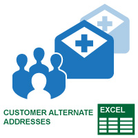 Customer Alternate Addresses