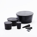 BES Series - Black EPDM Stoppers