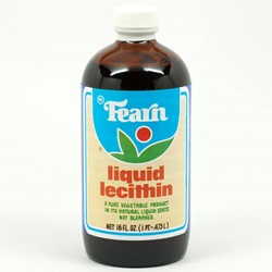 Lecithin, Liquid (16oz Jar)