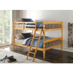 02290 KIT HOMESTEAD NATURAL F/F BUNKBED