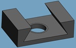 Filament Clamp Nut