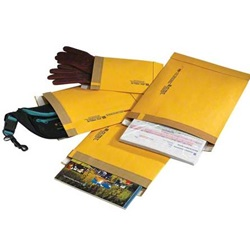 "8.5 X 12"" #2 JIFFY UTILITY SELF SEAL MAILER,"