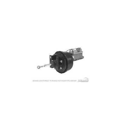 64-66 Power Brake Conversion (Drum Brakes, Auto Trans)