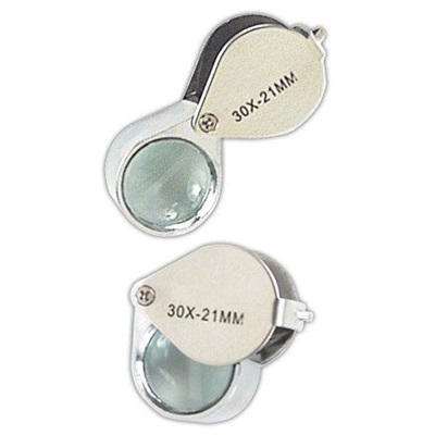Grower's Edge Magnifier Loupe 30x