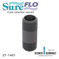 "Flow Control: 2 GPM 1/2"" PVC Male NPT MP13 & S14"