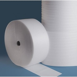 "1/8"" X 72"" X 550' CUT TO 24"" ROLLS, PERF'D 12"" FOAM ROLLS, 3 ROLLS PER BUNDLE 41614"