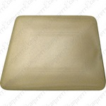 Gold Rounded Corner Hard Card