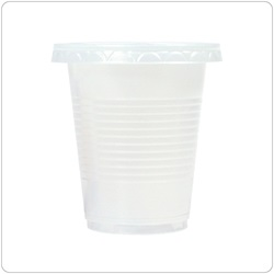 Water Cups, Plastic 5oz