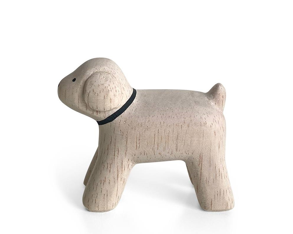 T-Lab Wooden Animal - Poodle