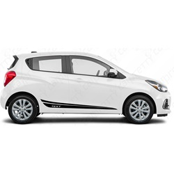 2013-2016 Chevrolet Spark Swoosh Rocker Panel