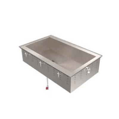 Vollrath 36660 Short Sided Cold Drop-In Pan
