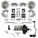 1970 Power Disc Brake Conversion Kit With Automatic Transmissions