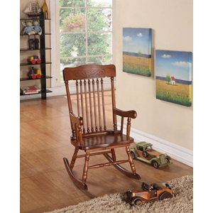 59218 TOBACCO YOUTH ROCKING CHAIR