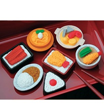 IWAKO JAPANESE FOOD ERASERS