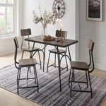 72450 Paras 5Pc Dining Set
