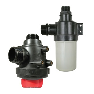 Suction Filters with Valves