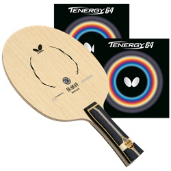 Zhang Jike ZLC FL Proline with Tenergy 64