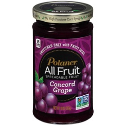 Polaner All Fruit Spread, Grape