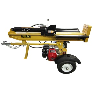 22 Ton Power Ease 210 Deluxe Log Splitter