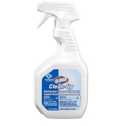 clorox clean-up disinfectant