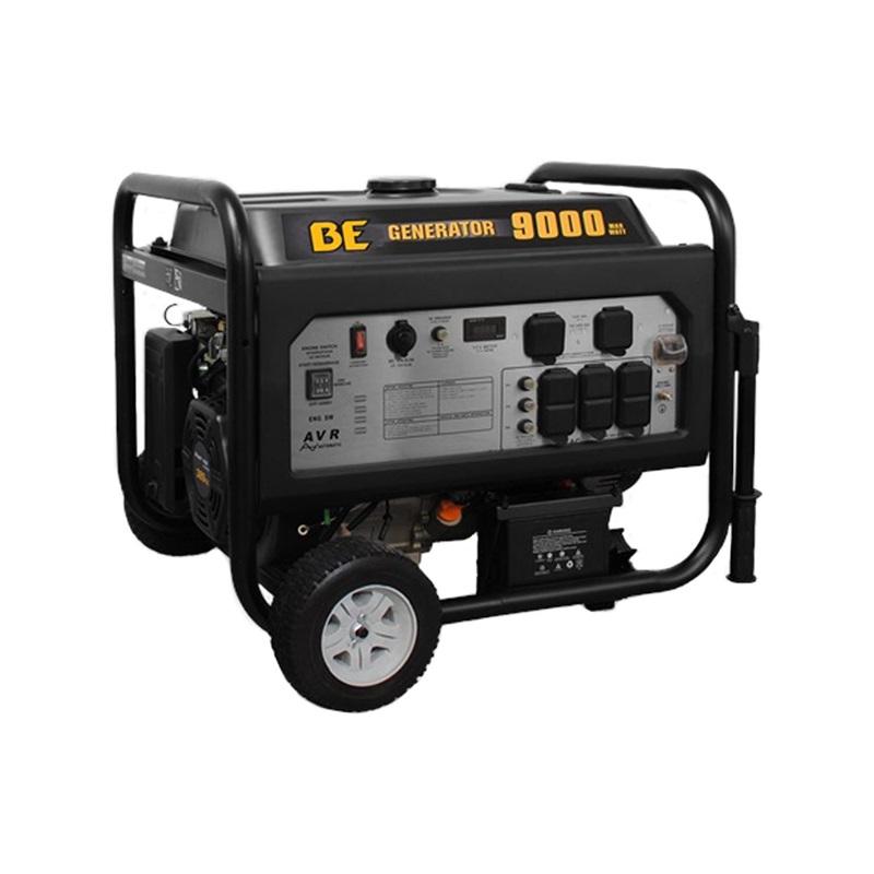 Braber Equipment - 9000 Watt Generator