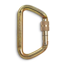 CMC Steel Locking Carabiner