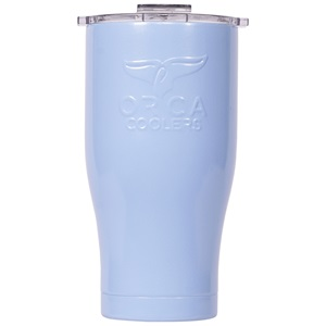 Light Blue/Clear 27oz Chaser