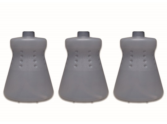 MTM PF22 3-Pack Calibrated Stand Up Foam Cannon Bottle
