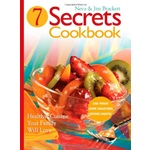 7 Secrets Cookbook, by Brackett - 1 Book